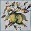Tile Amalfi Lemon with Bird