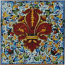 Tile Giglio Ricco Lily (Thick Tile)
