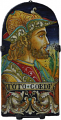 Tile Portrait Male - Toto Corde (With All of My Heart)