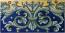 Tile Acanthus Crest