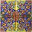 Tile Perugia Backsplash Panel