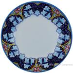 Deruta Italian Salad Plate - Winter