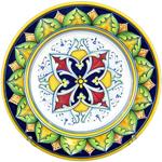 Italian Ceramic Pasta Bowl - TAV G