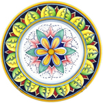 Italian Ceramic Pasta Bowl - TAV L