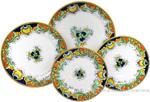 Deruta Italian Ceramic Dinner Place Setting - Vinci Ricco