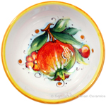 Italian 12cm Fruit Bowl