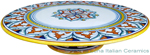 Italian Decorative Cake Plate - Decoro 24