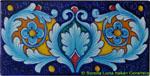 Tile Deruta Ricco Blue