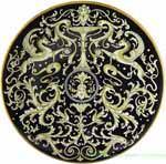 Ceramic Majolica Plate - Fountain of Life 53cm