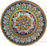 Hanging/Dipping Plate - Star 8 - 12cm