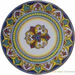 Italian Cheese Cake Plate - Susana 30cm