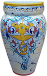 Deruta Floor Vase/Umbrella Stand - Decor 200