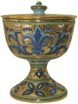 Urn - Pisside Byzantine Oro Gold