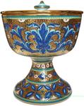Urn - Large Pisside Byzantine