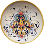 Ceramic Majolica Serving Bowl - D197 - 30cm