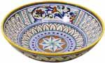Deruta Serving Bowl - Vario - Ricco Deruta