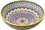 Deruta Serving Bowl - D1 Vario