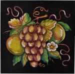Tile Frutta Nero - Fruit Black